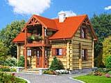 Gródek drewniany 3